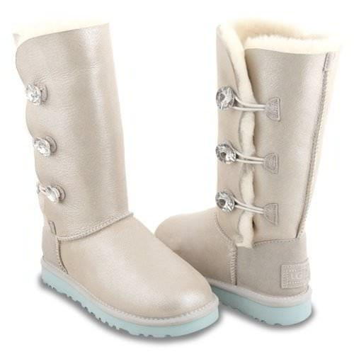 UGG Australia Bailey Button Triplet I Do! женские Угги
