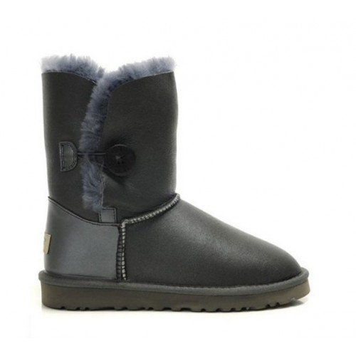 UGG Australia Bailey Button Metallic женские Угги