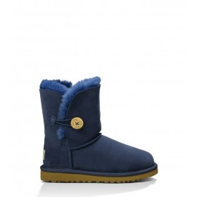 Детские UGG Australia Bailey Button Blue Baby