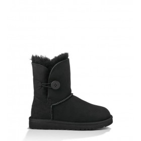 Детские UGG Australia Bailey Button Black Baby