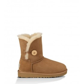 Детские UGG Australia Bailey Button Chestnut Baby