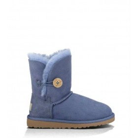 Детские UGG Australia Bailey Button Light Blue Baby