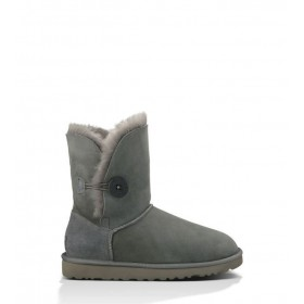 Детские UGG Australia Bailey Button Grey Baby