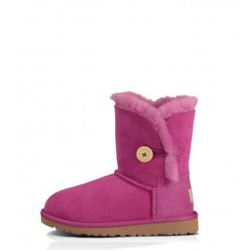 Детские UGG Australia Bailey Button Pink Baby