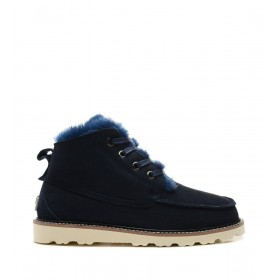 UGG Australia David Beckham Boots Dark Blue мужские угги