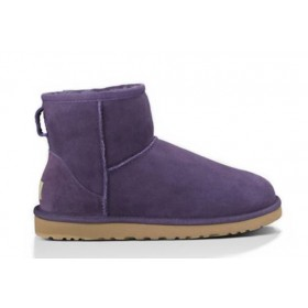 UGG Australia Classic Mini Purple женские угги