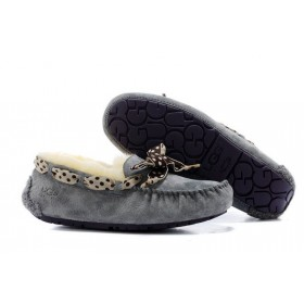 Женские мокасины UGG Australia Dakota 78 Slipper Grey