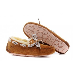 Женские мокасины UGG Australia Dakota 78 Slipper Chestnut