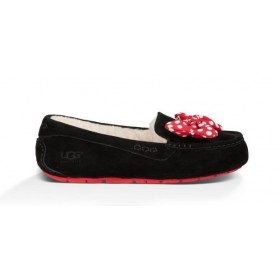 Женские мокасины UGG Disney Topolina Moccasins in Black