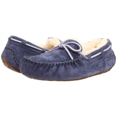 Женские мокасины UGG Australia Dakota Slipper Purple