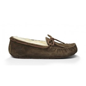 Женские мокасины UGG Australia Dakota Slipper Brown