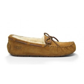 Женские мокасины UGG Australia Dakota Slipper Chestnut
