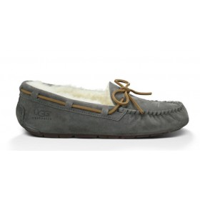 Женские мокасины UGG Australia Dakota Slipper Grey