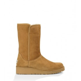 Женские угги UGG Australia Amie Wedge Chestnut