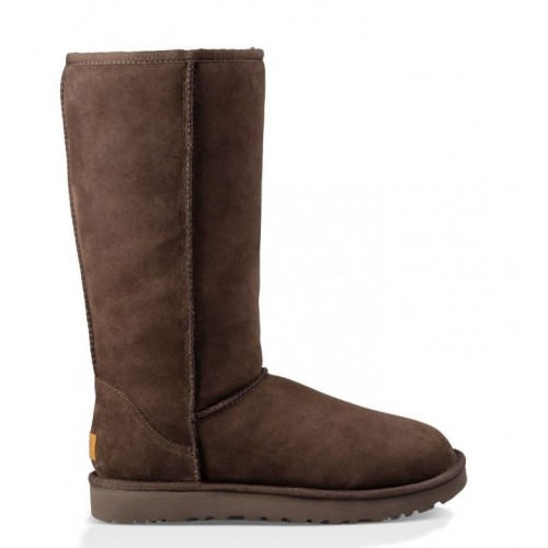 UGG Australia Classic Tall Chocolate женские Угги