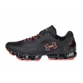 Under Armour Scorpio Black Orange мужские кроссовки