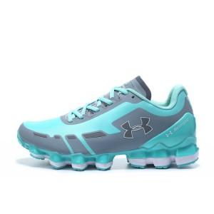 Under Armour Scorpio Aqua Grey женские кроссовки