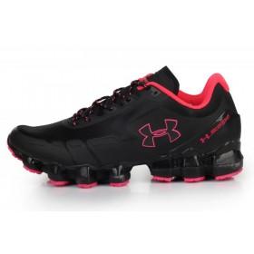 Under Armour Scorpio Black Pink женские кроссовки