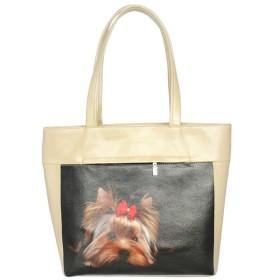 Женская сумка Betty Dog Beige