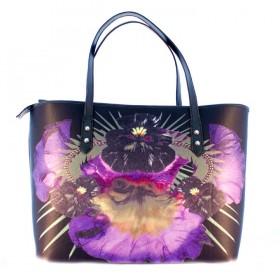 Женская сумка Betty Flowers Black