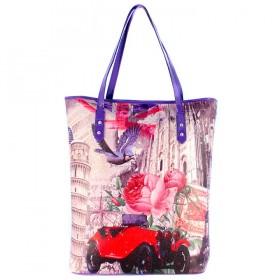 Женская сумка Betty Cities Purple