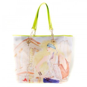 Женская сумка Betty Light Green