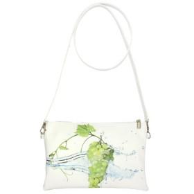 Женская сумка Betty Grapes White
