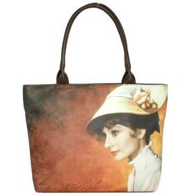 Женская сумка Audrey Hepburn Brown