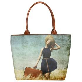 Женская сумка Betty Traveler Brown