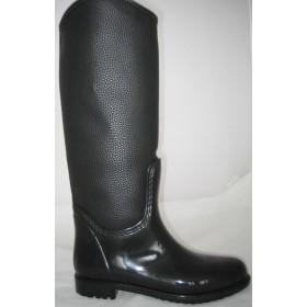 Резиновые сапоги Valex Classic PU Black High