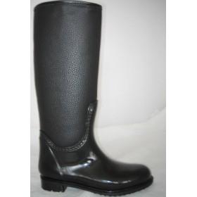 Резиновые сапоги Valex Classic PU Black High 2