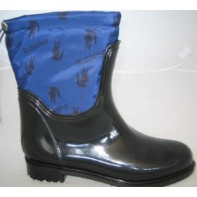 Резиновые сапоги Valex Lacoste Mini Blue
