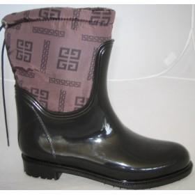 Резиновые сапоги Valex Givenchy Mini Brown