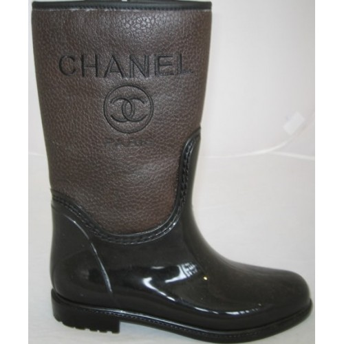 Женские резиновые сапоги Valex Chanel