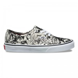 Vans Authentic Marvel (N0A38EMU5I) мужские кеды
