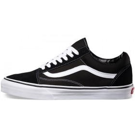 Vans Old Scool Black (VN000D3HY28) мужские кеды
