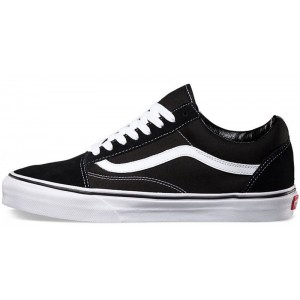 Vans Old Scool Black (VN000D3HY28) женские кеды