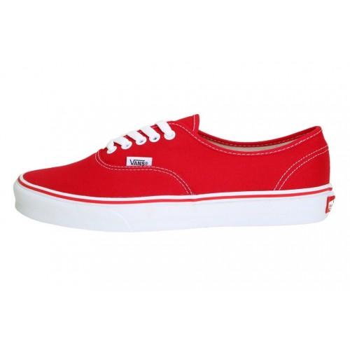 Vans Chukka Low Mono Red White мужские кеды