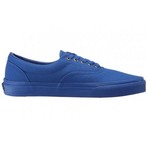 Vans Chukka Low Mono Blue мужские кеды