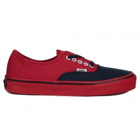 Vans Chukka Low Red Navy мужские кеды
