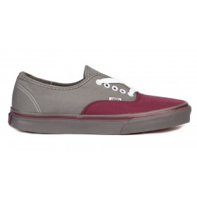 Vans Chukka Low Grey Wine мужские кеды