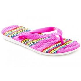 Вьетнамки Roxy Waves Pink женские