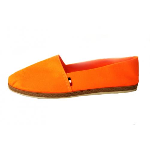 Эспадрильи женские Navigator Orange