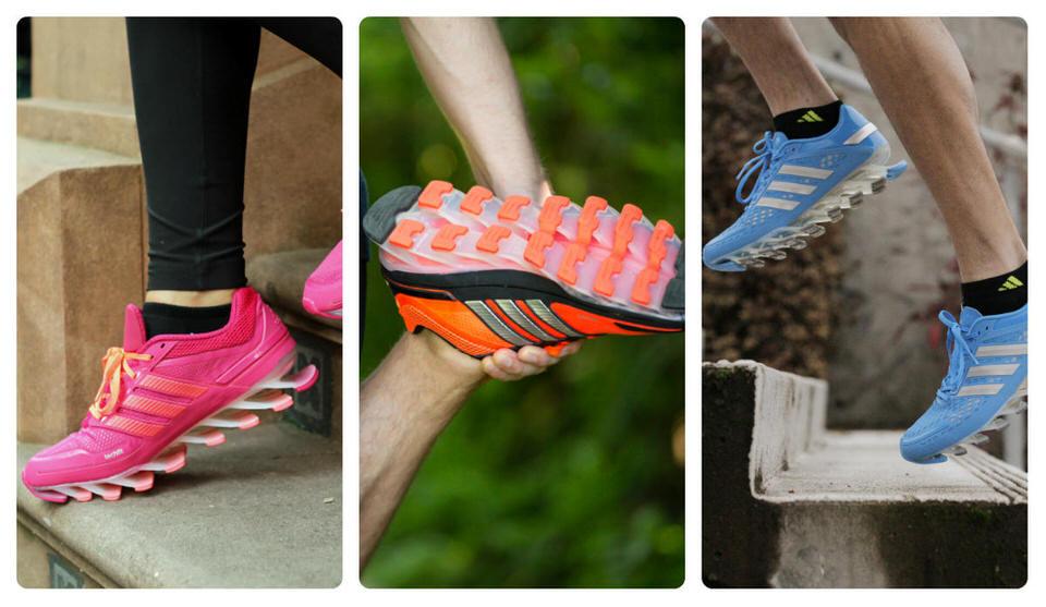 e6c44498 Женские кроссовки Adidas Springblade - это лучший выбор для бега.  Высокотехнологичная подошва обеспечит высокую скорость, дополнительный  импульс при беге и ...