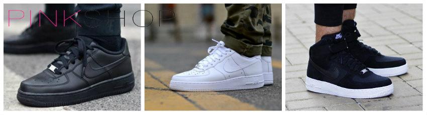 Nike Air Force мужские кроссовки